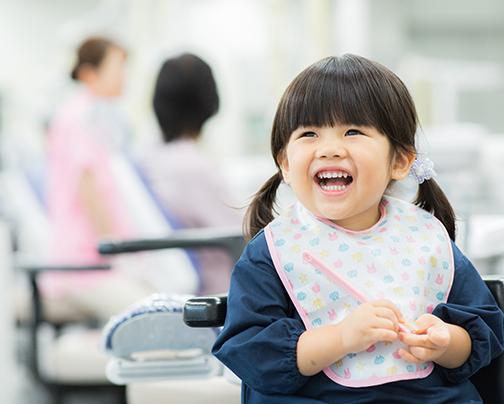 最初に小児歯科に行くタイミング